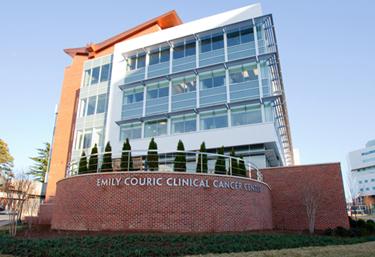 Emily Couric Clincal Cancer Center