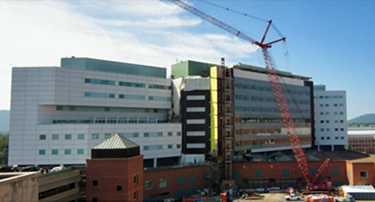 UVa Hospital Bed Expansion project