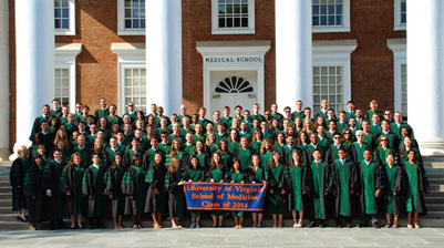 University of Virginia School of Medicine Class of 2014