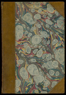 Celsus, [De medicina libri viii], front cover