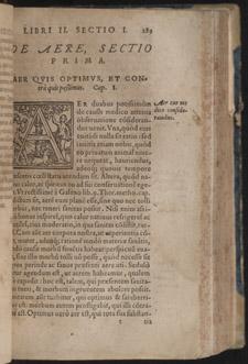 Fuchs, …Institutionum medicinae libri quinque…, p 289