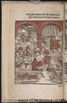 Arnaldus, de Villonova and the School of Salerno, De conservanda bona valetudine…, frontispiece