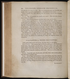 Culpeper, Culpeper's English Physician and Complete Herbal… p 384
