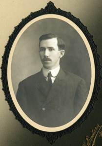 John J. Moran, circa 1900. Philip S. Hench Walter Reed Yellow Fever Collection, 1806-1995. Box-folder 80:38. Historical Collections, Claude Moore Health Sciences Library,